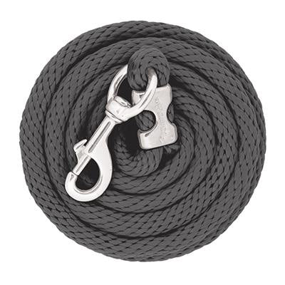 Weaver Leather Graphite 10' Lead Rope