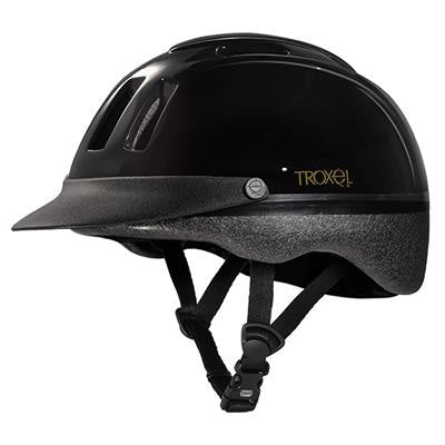 Troxel Black Sport Helmet Size Medium