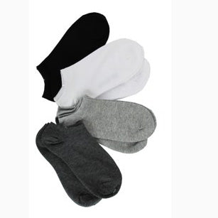 Women's Assorted No Show Socks
