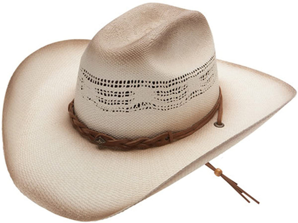 Stetson Dusty Pecos Shady Straw Hat