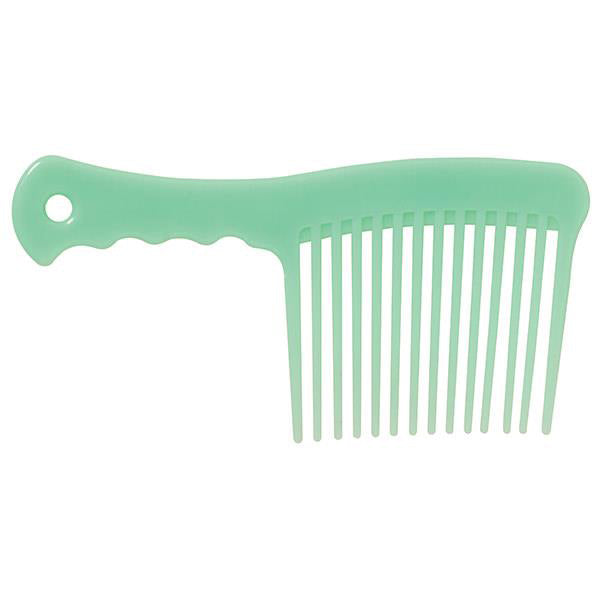 Weaver Mint Colored Mane and Tail Comb