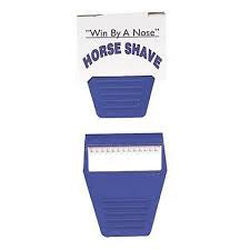 2 Pack Horse Shavers