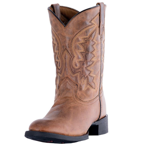 Dan Post Crawford Tan Roper Boot