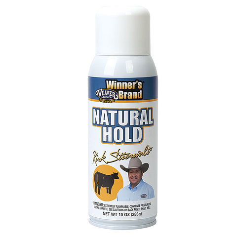 Weaver Leather- Stierwalt's Natural Hold Show Product
