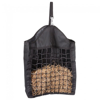 Black Slow Feed Hay Bag
