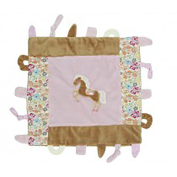 Nellie the Horse Multifunction Blankie