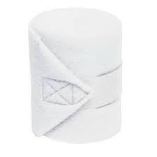 White Polo Wraps