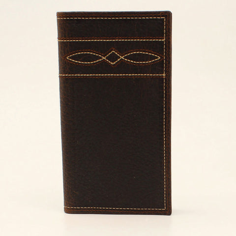Arait Men's Boot Stitch Wallet