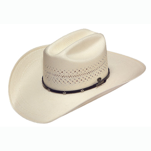 Ariat 20 X Ivory Double S Straw Hat