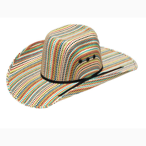 Ariat Rainbow Straw Hat