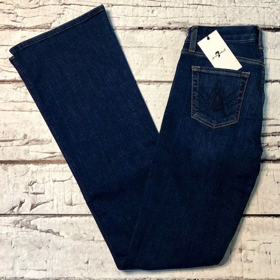 "7 For All Mankind ""A Pocket"" Jean"