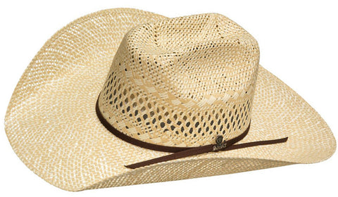 Ariat Twisted Weaved Straw Hat