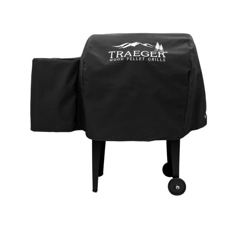 Traeger Hydro Tuff Grill Cover - Jr. & Tailgater Compatible