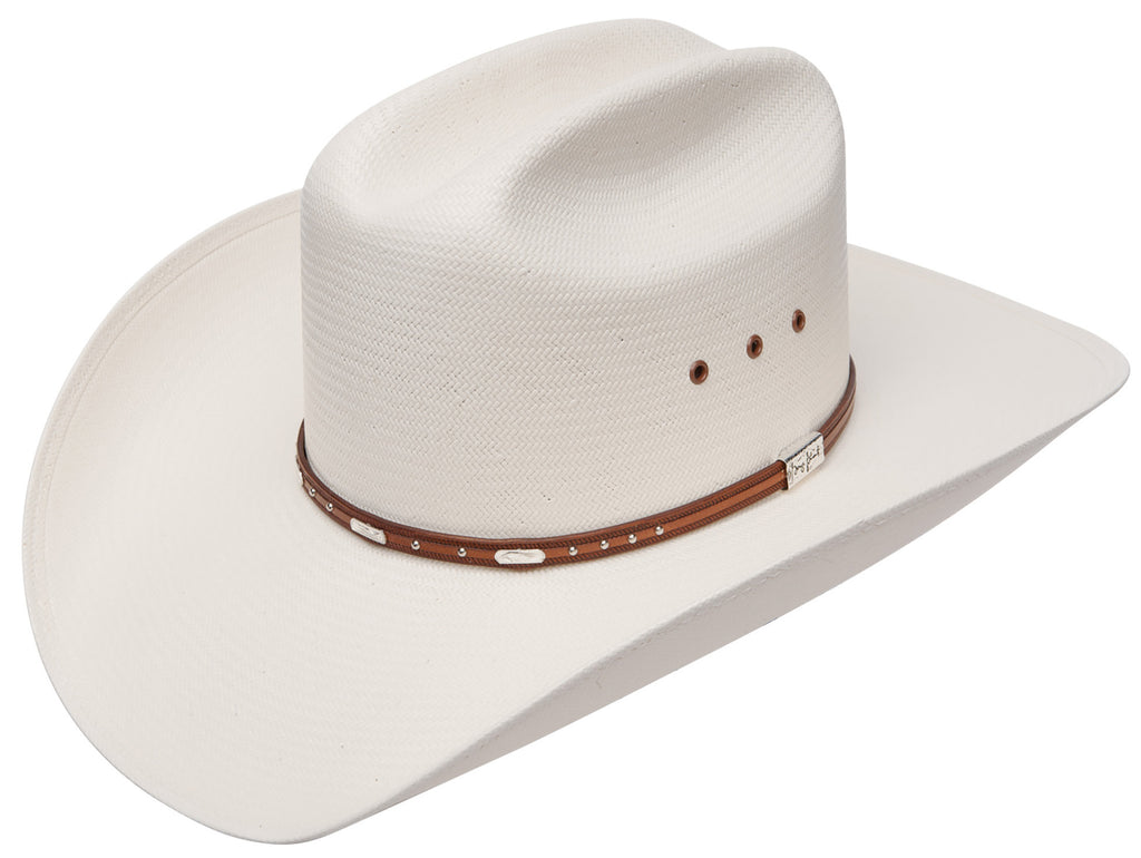 George Strait 10X Colton Straw Hat