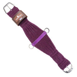 Classic Equine's Purple Mohair Cinch