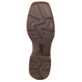 Durango Men's Rebel Tan & Brown Square Toe Boots