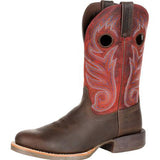 Durango Men's Chestnut and Red Rebel Pro Round Toe Boot