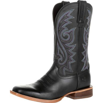 Durango Men's Black Arena Pro Square Toe Boot