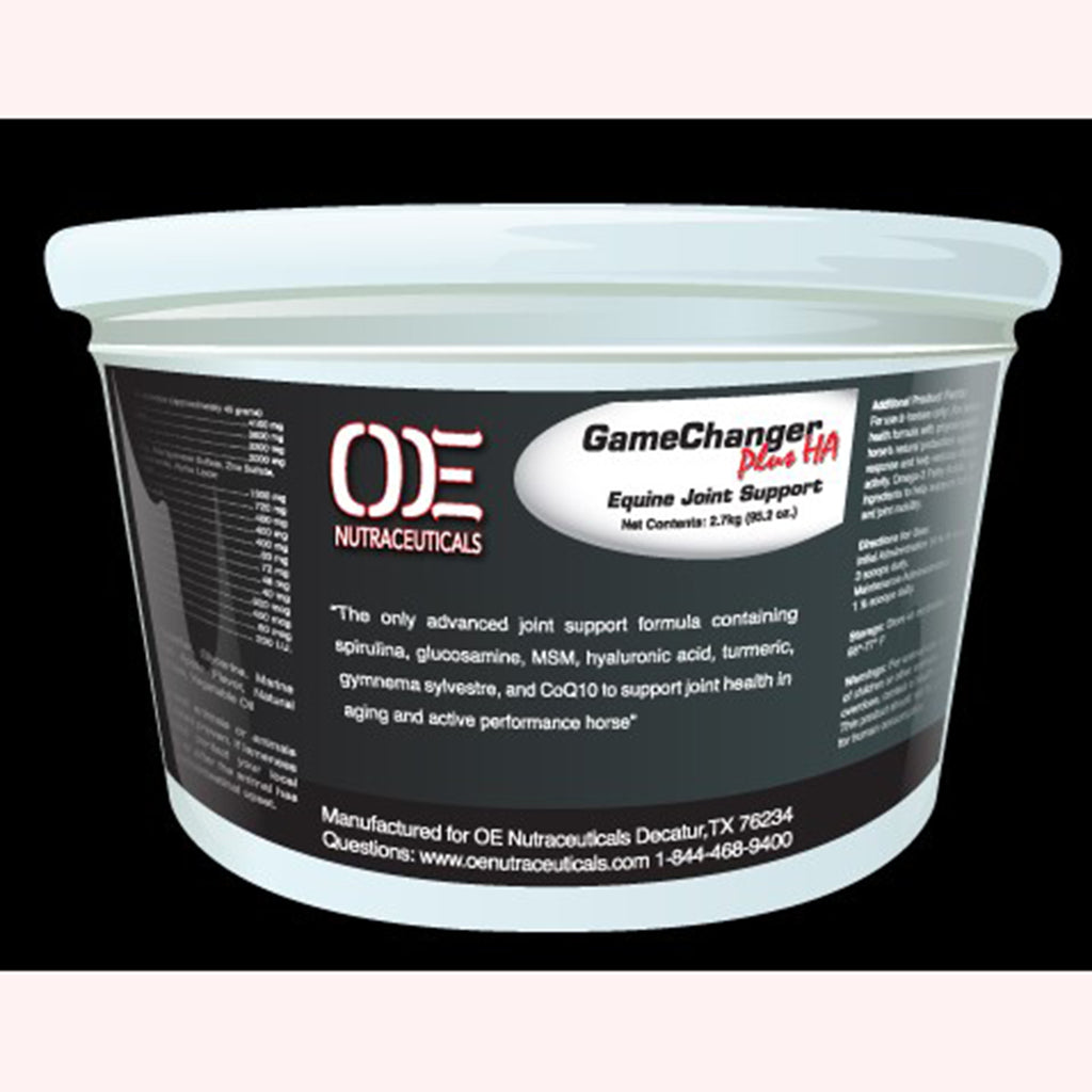 OE Nutraceuticals- Game Changer Plus HA 6lb