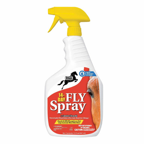 Happy Horse 14 Day Fly Spray