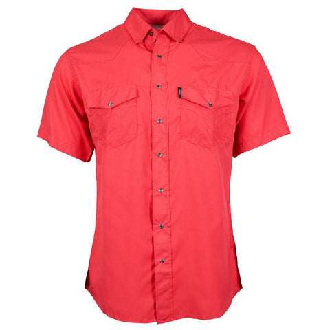 Hooey Sol Watermelon Short Sleeve