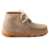 Twisted X Infant Dusty Tan Driving Moc