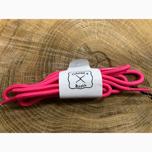 Twisted X Women's Pink Laces
