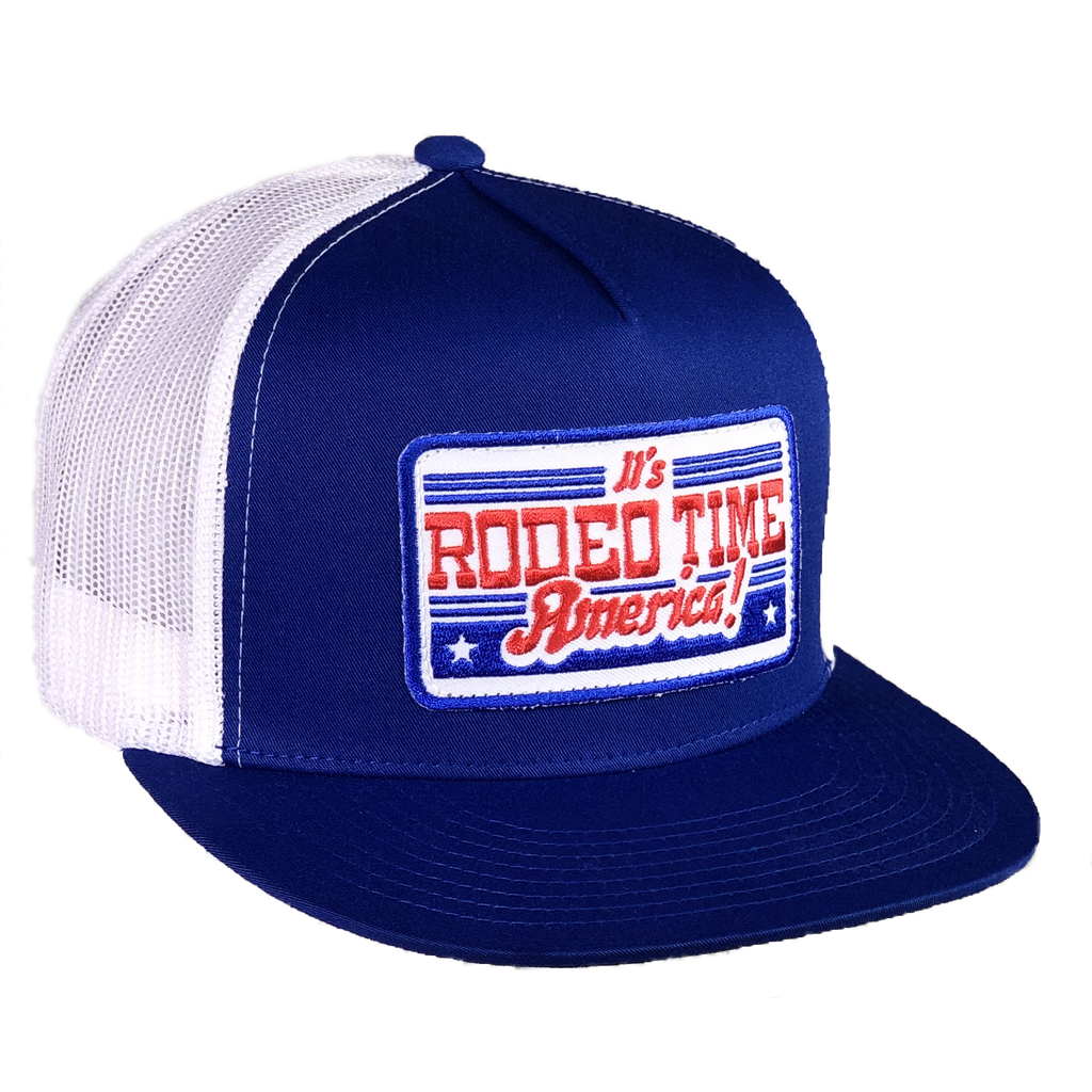 "Dale Brisby- ""It's Rodeo Time America"" Cap"