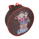 Classic Equine Kid Red Rope Bag
