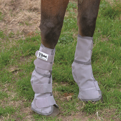 Cashel Large Pony Grey Leg Guard