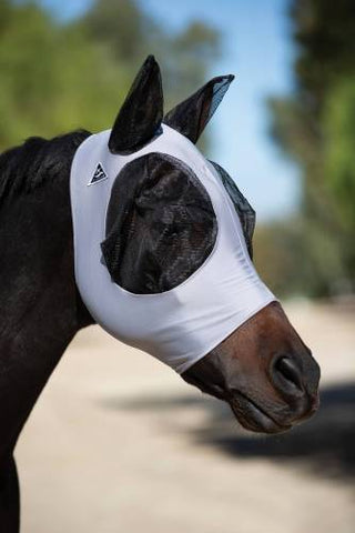 Charcoal Pony Comfort Fly Mask