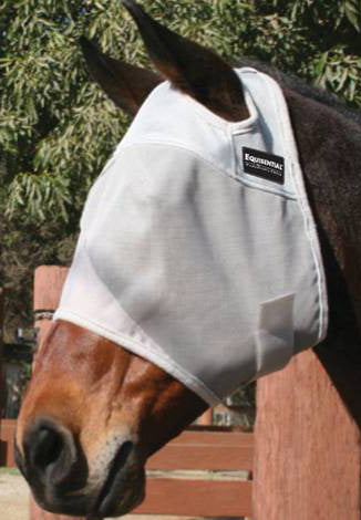 Equisential Horse Fly Mask
