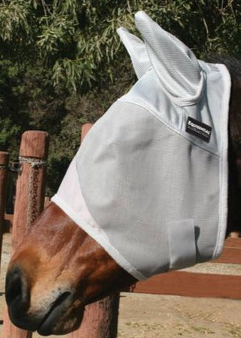 Equisential Horse Fly Mask with Ears
