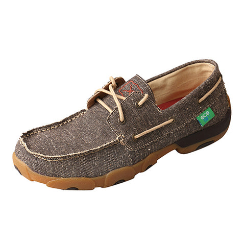 Twisted X Men's ECO TWX Dust Driving Moc
