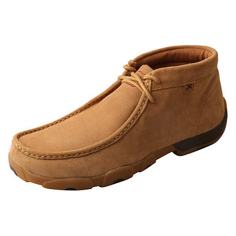 Twisted X Men's Tan Chukka Driving Moc