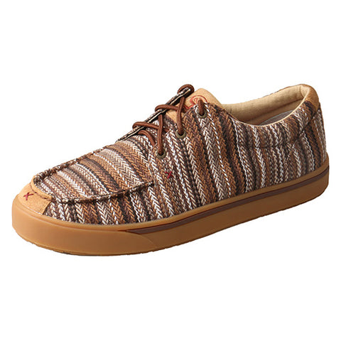 Hooey by Twisted X Retro Brown Loper