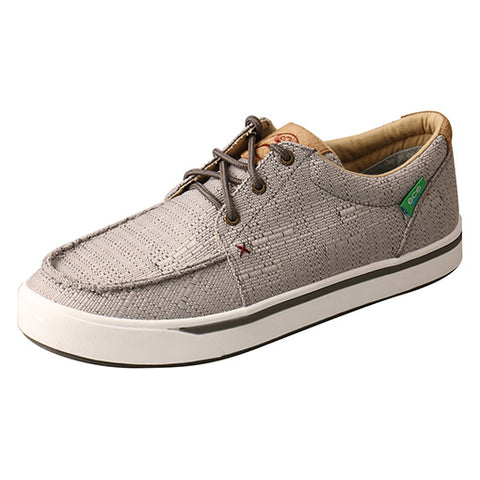 Twisted X Men's Grey Hooey Eco Loper