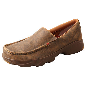 Men's Twisted X Bomber Slip On Cross Over Shoe