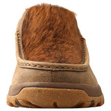 Twisted X Men's Cowhide Brindle Cell Stretch Moc