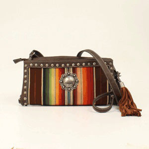 Women's Multi Colored Josie Cross Body Purse
