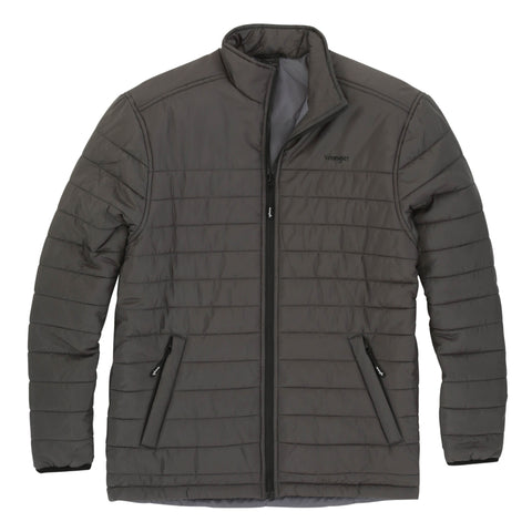 Wrangler Men's Grey Outdoor Range Jacket