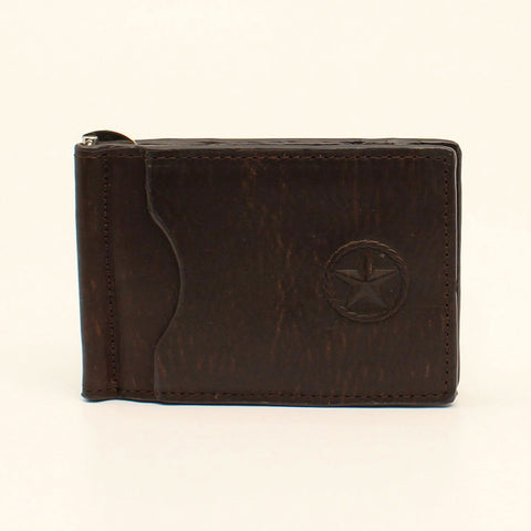 Nocona Star Bifold Money Clip