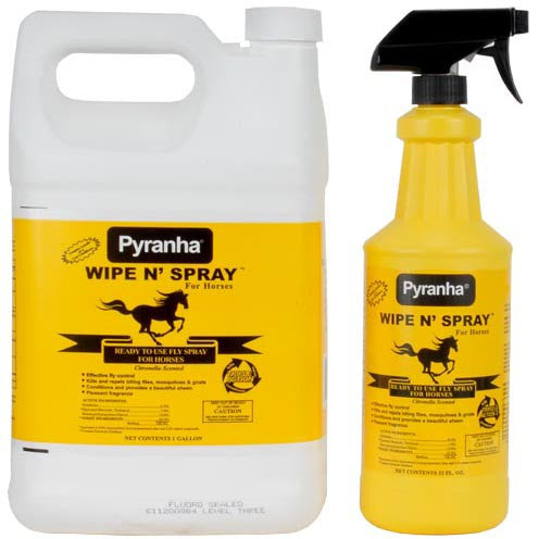 Pyranha Fly Spray