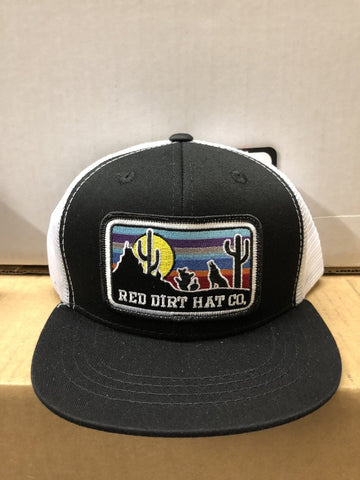 Red Dirt Youth Coyote Patch Cap