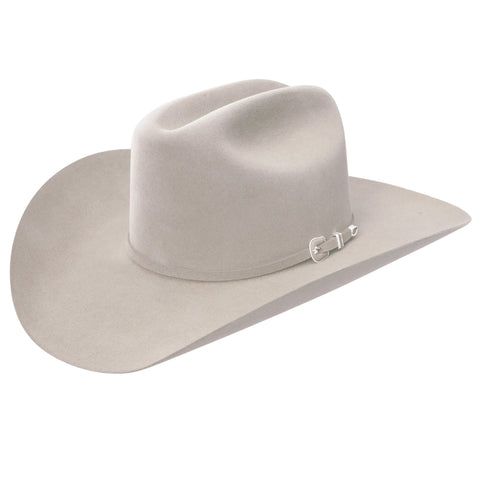 Resistol City Limits 6X Silver Belly Felt Hat