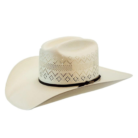 Resistol 20X Riverton Straw Hat