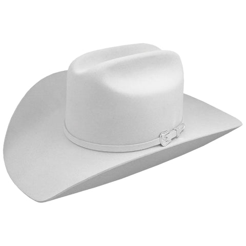 Resistol 4X White Pageant Felt Hat