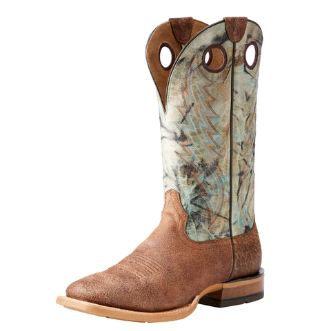 Ariat Branding Pen Square Toe Boot