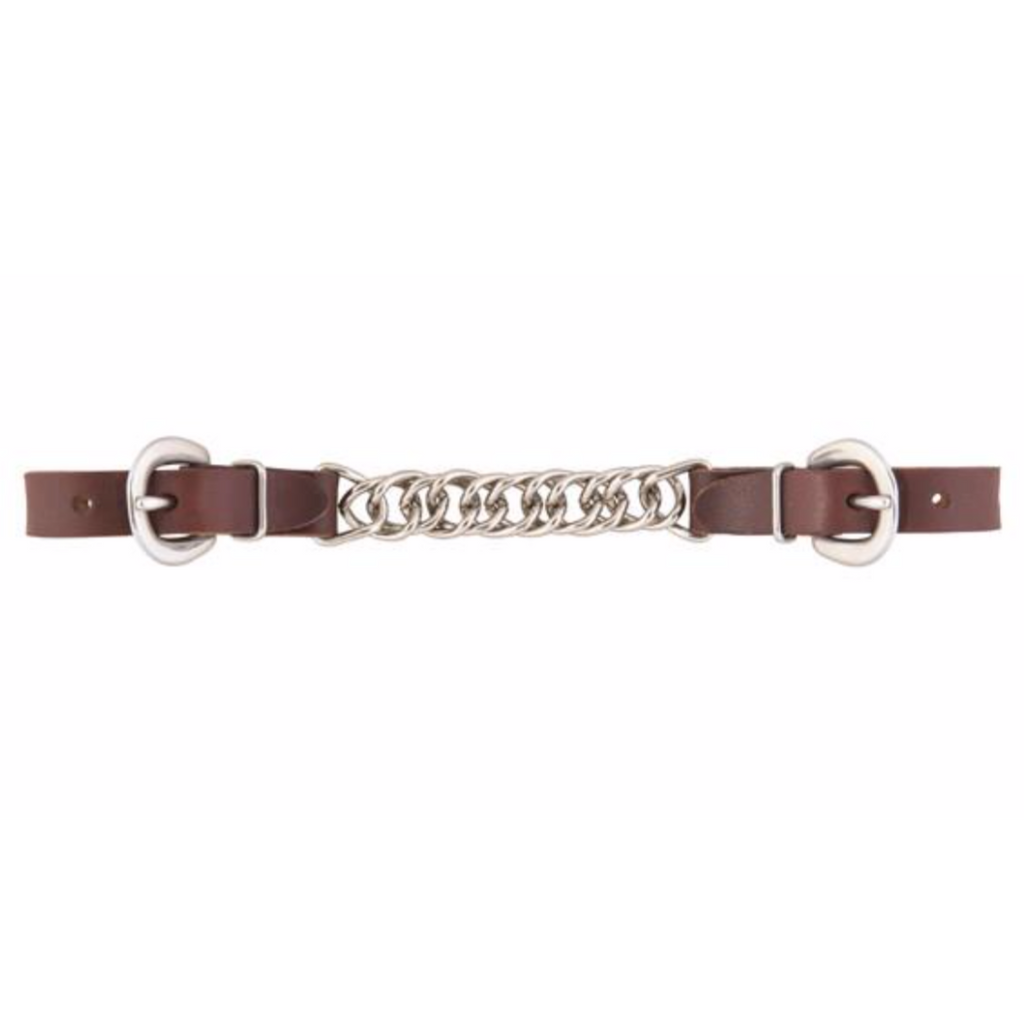 "Weaver Leather 4.5"" Single Chain Curb Strap"