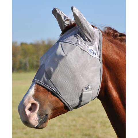 Cashel Cool Silver Standard Fly Mask